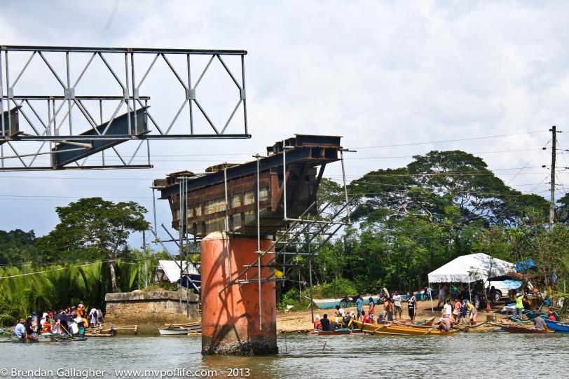 Bohol Day 1 - Bridge:Banka