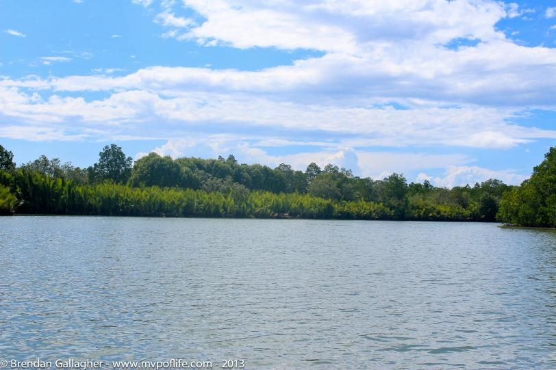 Bohol Day 1 - River